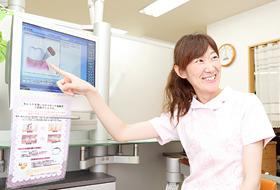 医院で行う虫歯予防