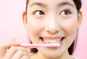 自宅で行う虫歯予防